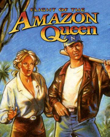 Baixar: Flight of the Amazon Queen: 25th Anniversary Edition Torrent (PC)