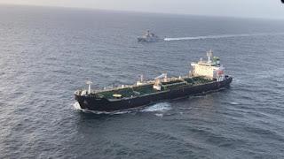 Ingresa a aguas venezolanas segundo buque iraní con gasolina
