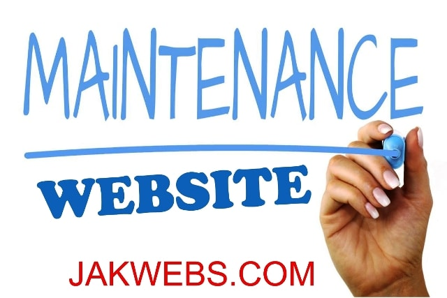 JASA MAINTENANCE WEBSITE MURAH, JASA PEMBUATAN WEBSITE DAN MAINTENANCE