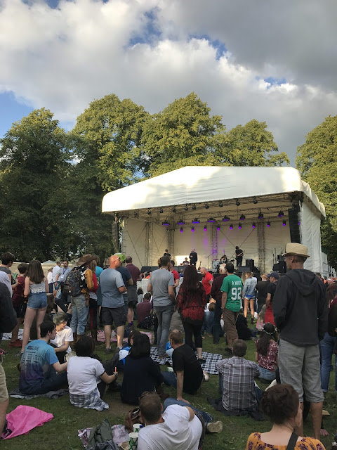 Bingley Music Live Festival 2017 The Discovery Stage