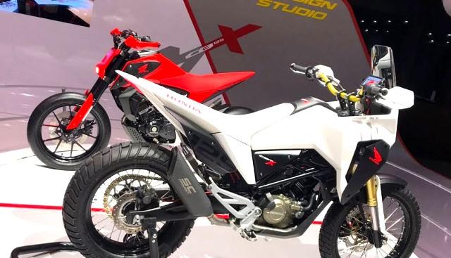 Honda SuperMoto Terbaru