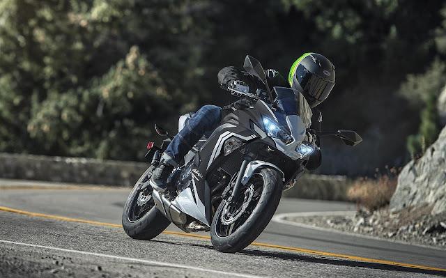 Kawasaki Ninja 650 2020 keren