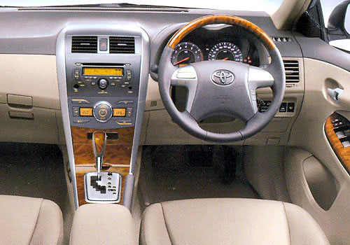 Toyota Altis Interior Honda Bmw Ford And Other Car