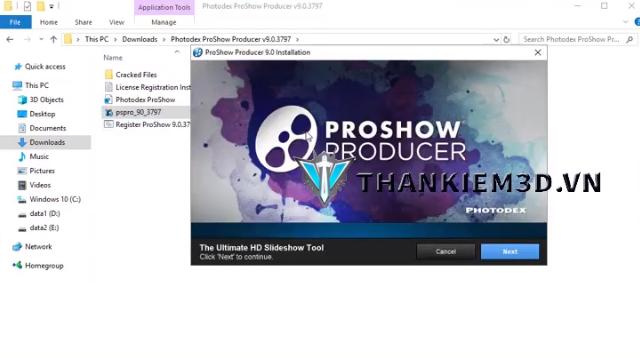 huong dan cai dat ProShow Producer v9.0.3797