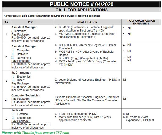 NESCOM Atomic Energy Jobs 2020 - Latest Atomic Energy Jobs 2020 Apply Online for Atomic Energy Jobs
