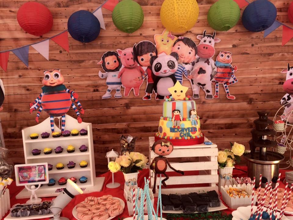 Pink Lemonade Balloons And Party Favors Cebu Little