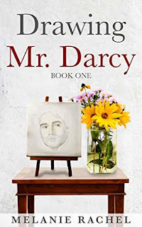Book cover: Drawing Mr Darcy: Sketching His Character by Melanie Rachel
