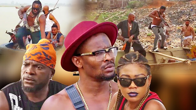 Zubby Michael, Diamond Okechi, others make list of top 10 nollywood criminals role in movies