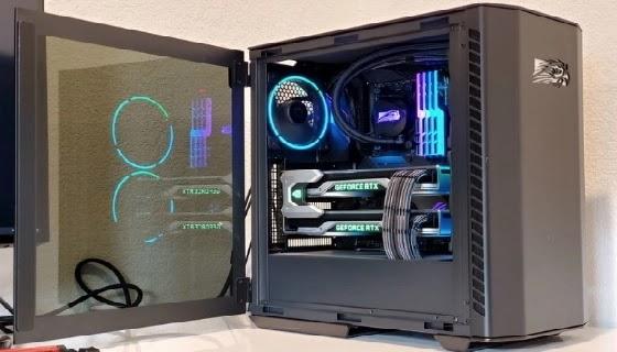 أفضل أجهزة الكمبيوتر المكتبية المخصصة للألعاب