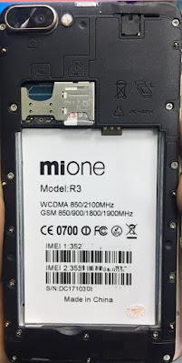 Mione R3 Flash File