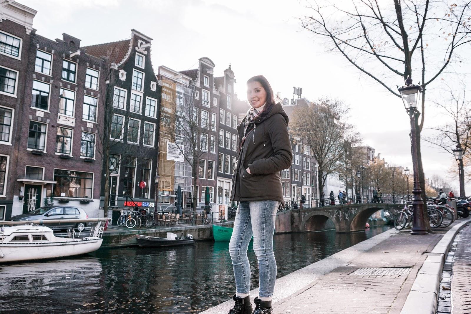 najlepszy blog podróżniczy lifestyle thedailywonders podróż Amsterdam Holandia czy warto