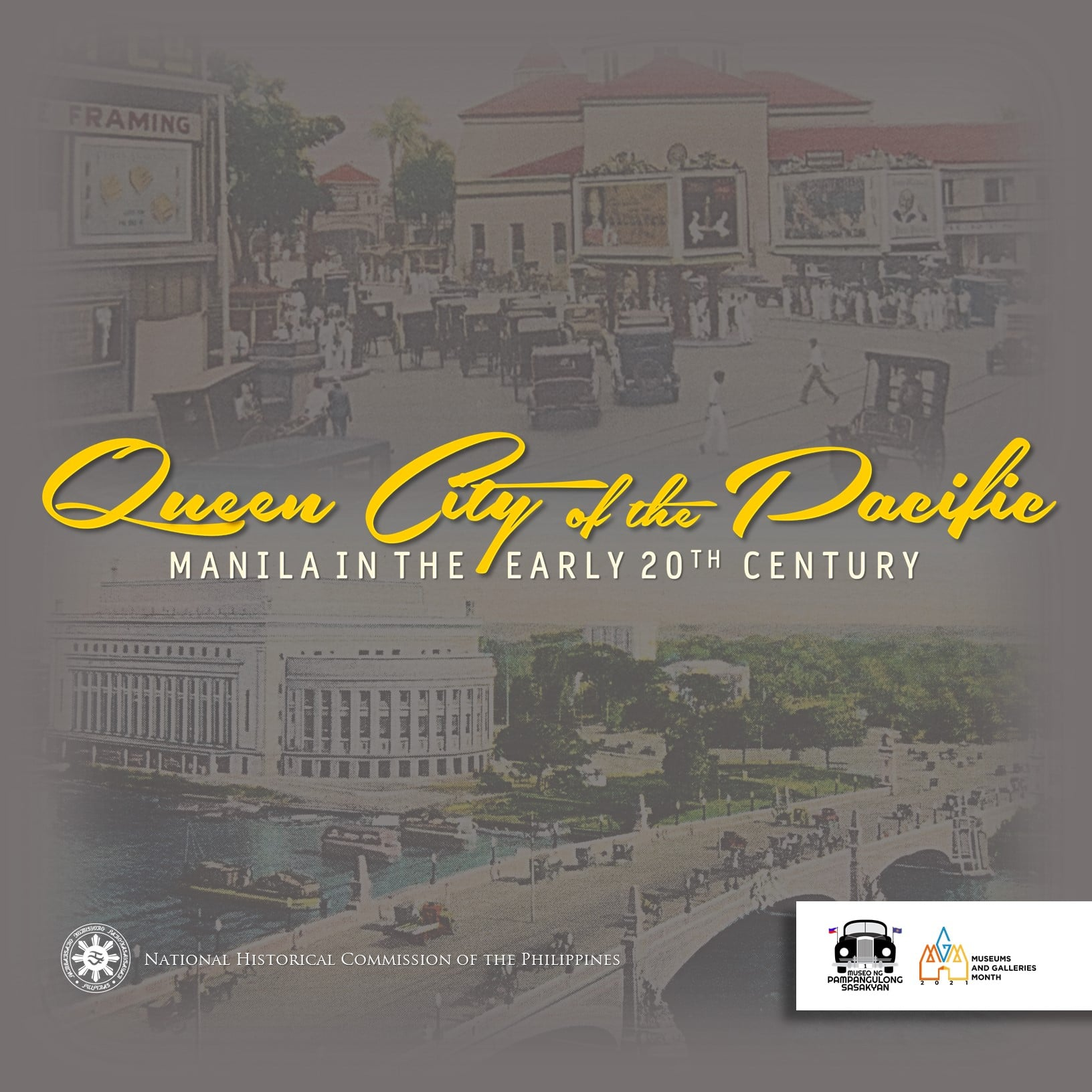 Queen City of the Pacific: Manila in the Early 20th Century