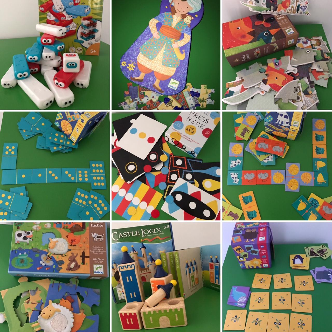 30 Y Y Mama 6 Juegos De Mesa Para Ninos De 3 A 6 Anos