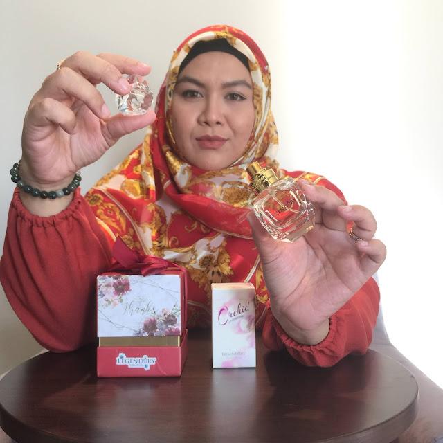 LEGENDARY PERFUME MALAYSIA MADE