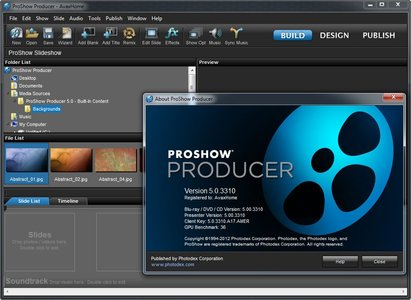TÉLÉCHARGER PHOTODEX PROSHOW PRODUCER 5.0.3310 GRATUIT