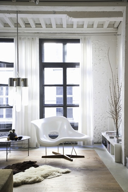 Good Style: Painted Window Frames