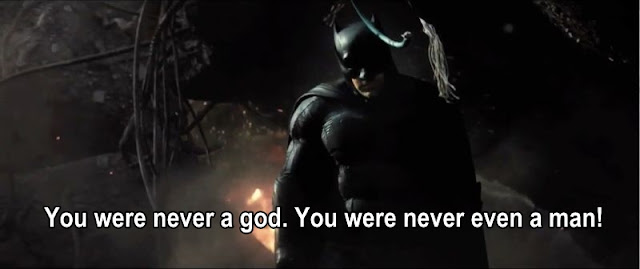 batman quotes, batman v superman: dawn of justice