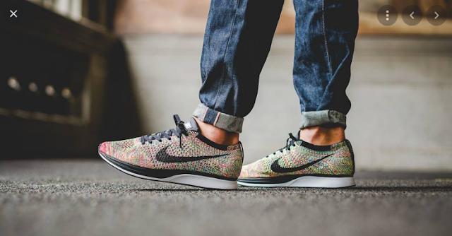 Diccionario sneaker: Nike flyknit