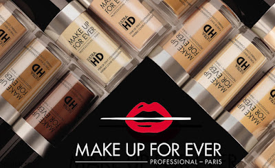 Blog Bejiines Fond de Teint HD MAKE UP FOR EVER : SHADE FINDER
