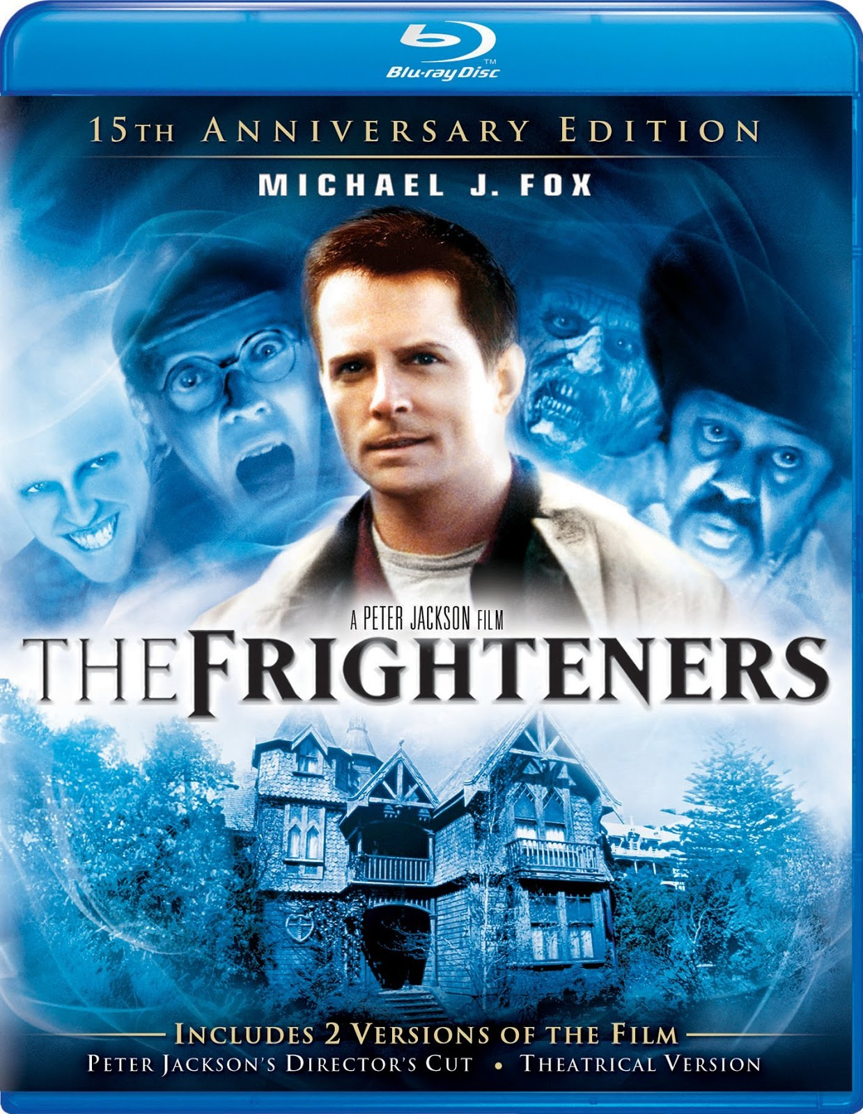 The Frighteners [1996] [BD25] [Latino]