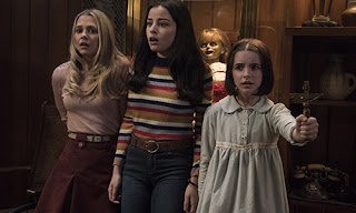 ulasan sinopsis review annabelle comes home