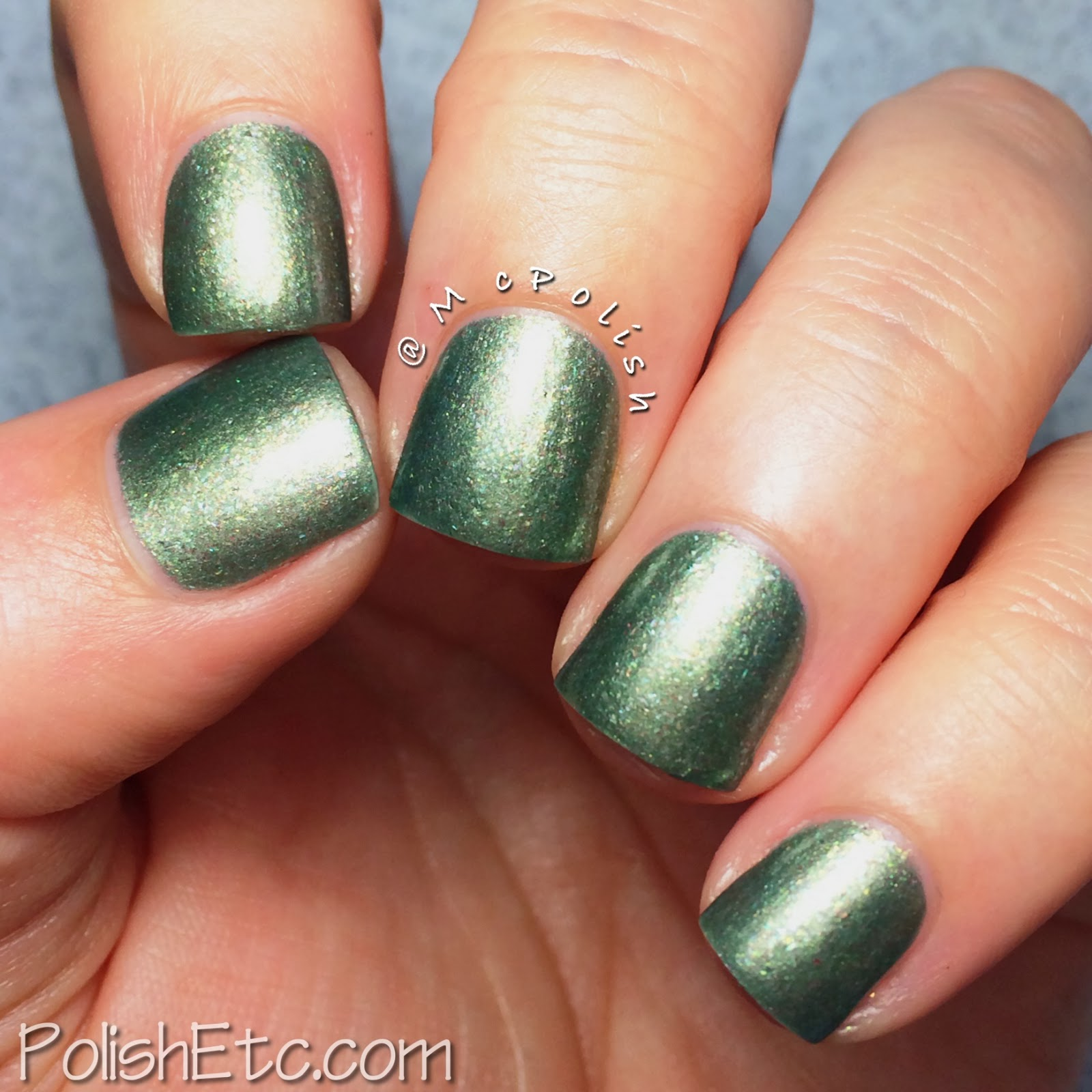 Freak Show Polish - Green Eggs and Ham