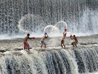 Tukad Unda Dam, Bali