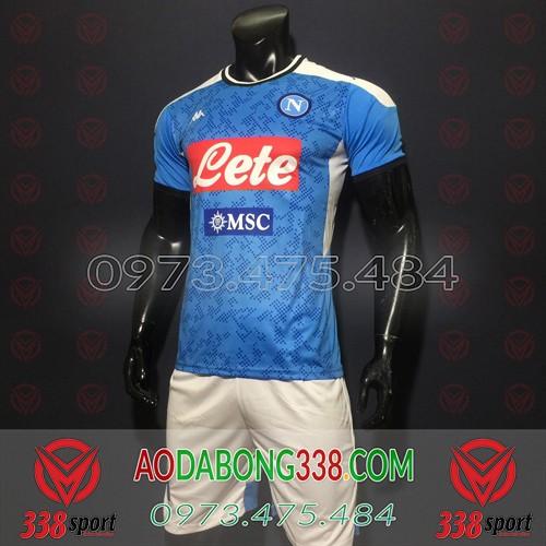 Áo Napoli Xanh 2020 Sân Nhà