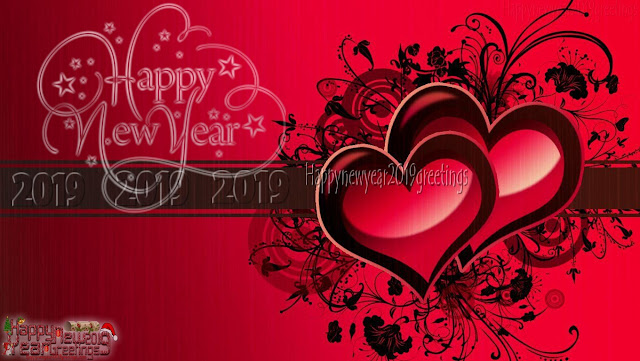 Happy New Year 2019 Love Wallpapers Download Free