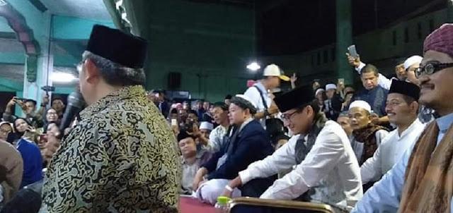 Sandiaga Uno: Indonesia Bisa Menjadi Pusat Ekonomi Syariah Dunia