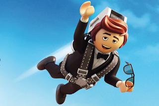 Playmobil: The Movie UK poster