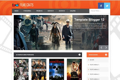 Template Blogger Fimes Gratis Online