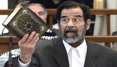 بعد 15 سنة من إعدام صدام حسين.. أمريكا تكشف براءة صدام حسين