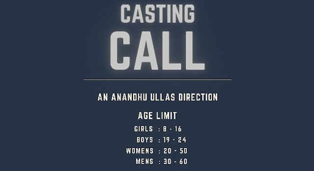 CASTING CALL FOR MALAYALAM MOVIE