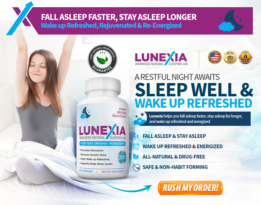 Lunexia - Sleep Aid