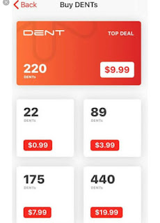 Get the dent app on google