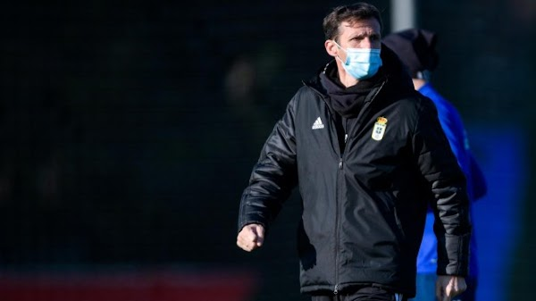 """Ziganda - Oviedo -: """"Me espero un partido parecido al de Copa"""""""