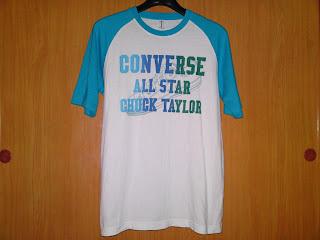 eca1ec44 ONE X CENTER BUNDLE: Converse Tshirt(SOLD)