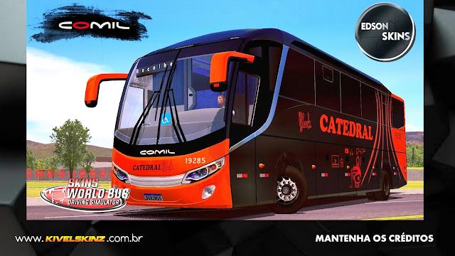 COMIL 1200 4X2 - VIAÇÃO CATEDRAL BLACK