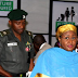 Aisha Buhari holds prayer session in Aso Rock
