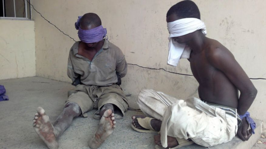 Image result for kidnappers in Nigeria