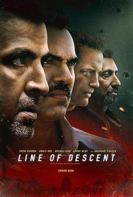 Line of Descent 2019 Hindi 720p WEB-DL 800mb