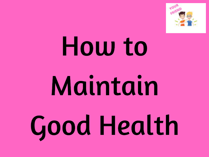 How to Maintain Good Health by Regular testing of Fitness