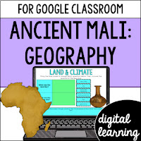 Ancient Mali geography cover