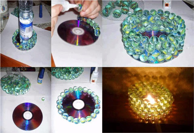 All About Our Passion: Very Creative Best-Out-of-Waste Art ...