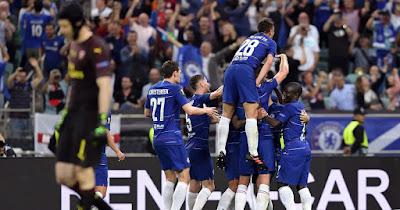 Chelsea campeón de la Europa League 2019