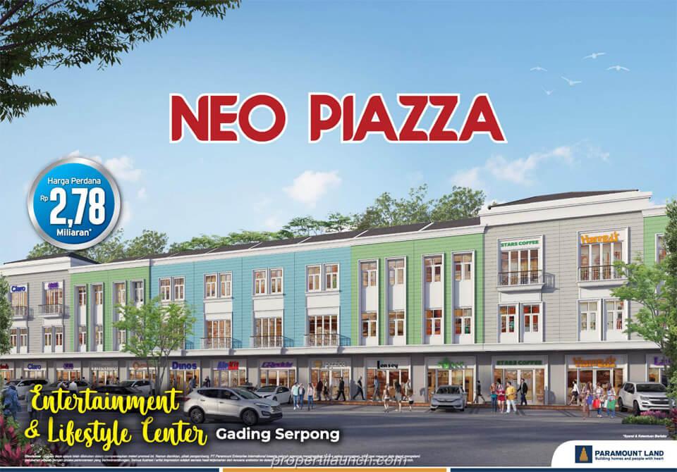 Neo Piazza Paramount Land