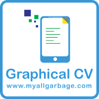 Graphical CV for Standard Job Application