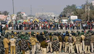 किसान आन्दोलन @ Desh Rakshak News
