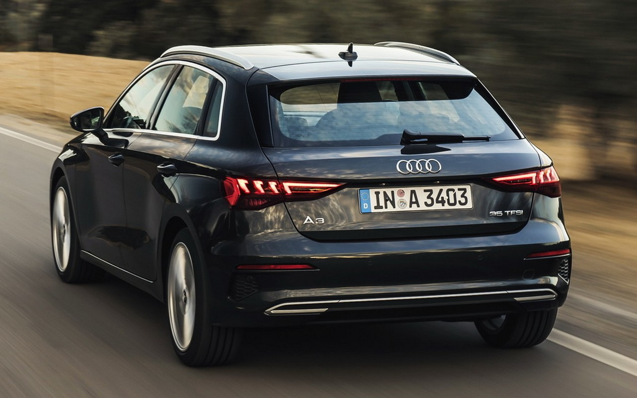 2021 Audi A3 Sportback: pricing and details announced